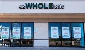 CBD Near Phoenix CBD Dispensary Storefront Small
