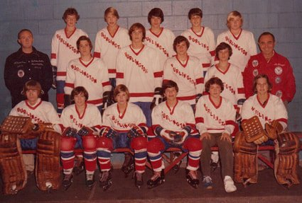 Burlington Hockey Team