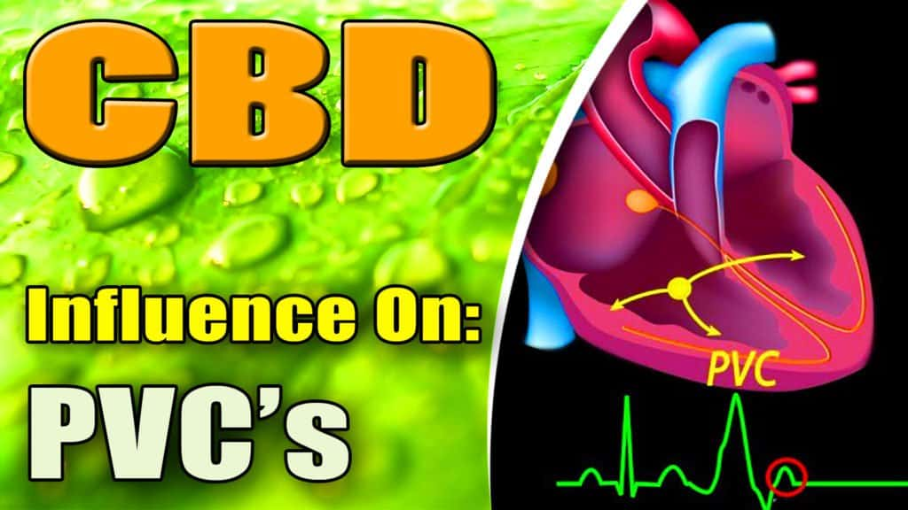 CBD for PVC's - Premature Ventricular Contractions