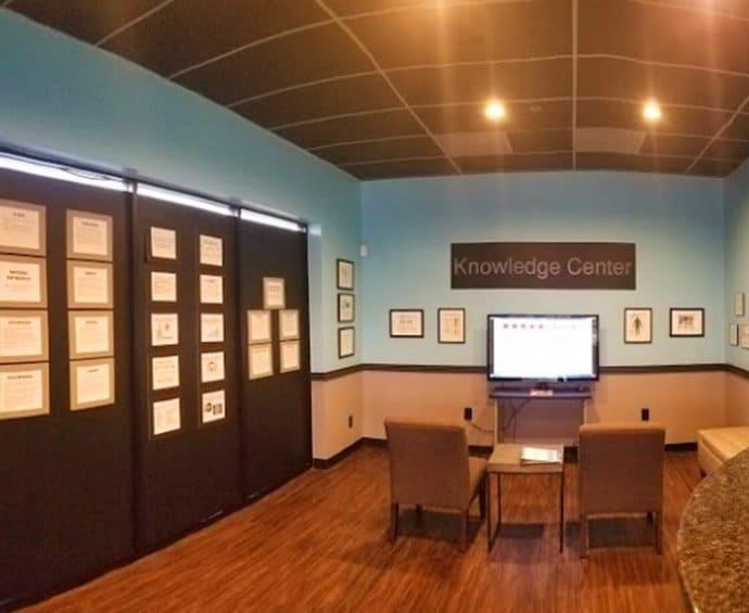 Phoenix CBD Dispensary Interior 3