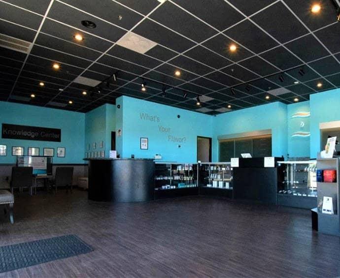 Phoenix CBD Dispensary Interior 6