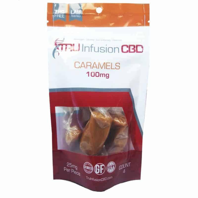 TRU-INFUSION-CARAMELS---100MG
