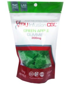 Tru-Infusion-Green-Apple-CBD-Gummies-300mg