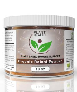PLANT-HEALTH-10-oz-ADAPTOGENIC-REISHI-MUSHROOM-POWDER