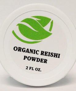 Plant Health Organic Reishi Mushroom Powder